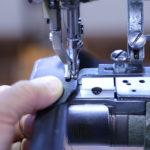 バッグを縫い始めます